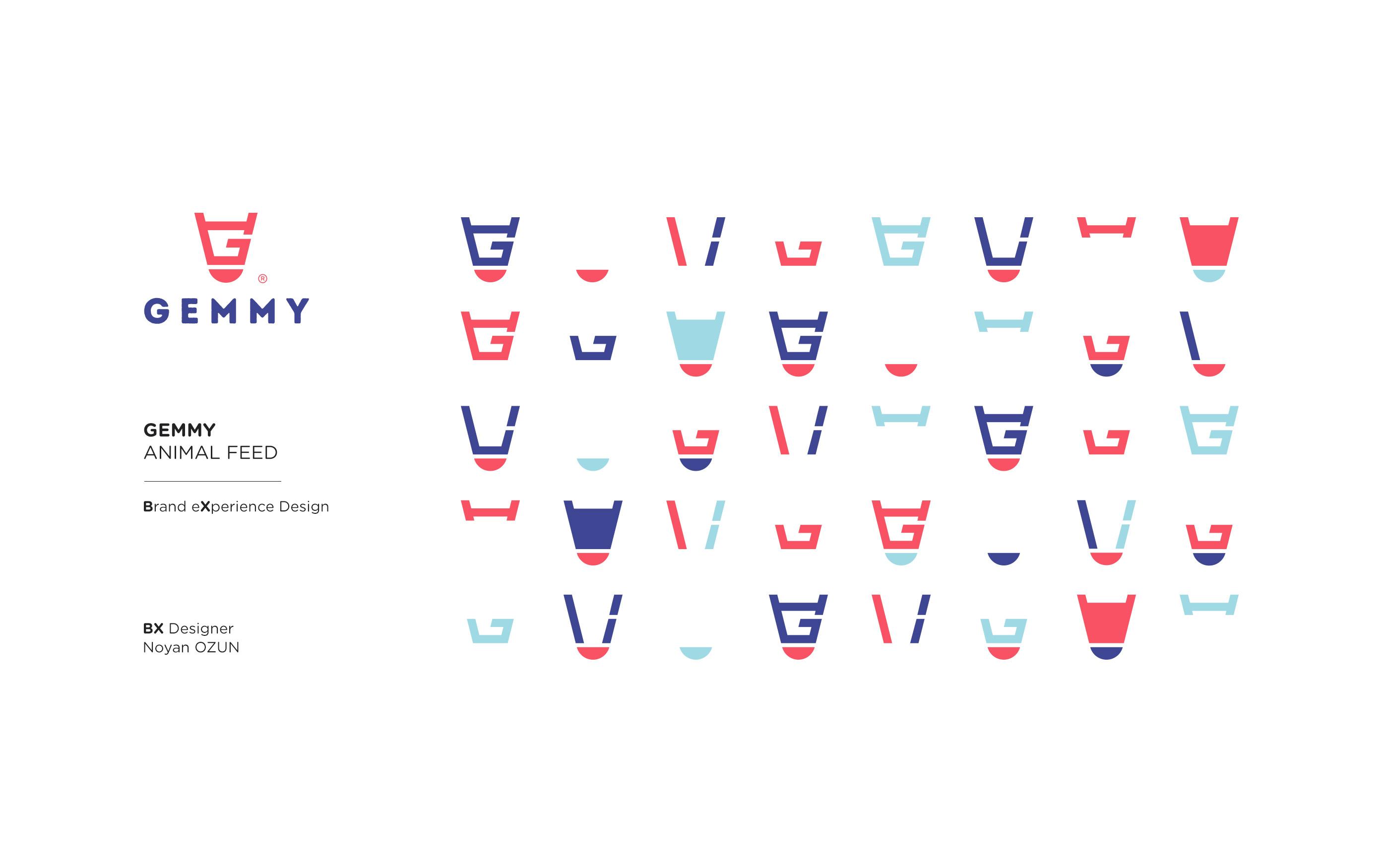 Noyan Ozun - Gemmy Animal Feed Branding