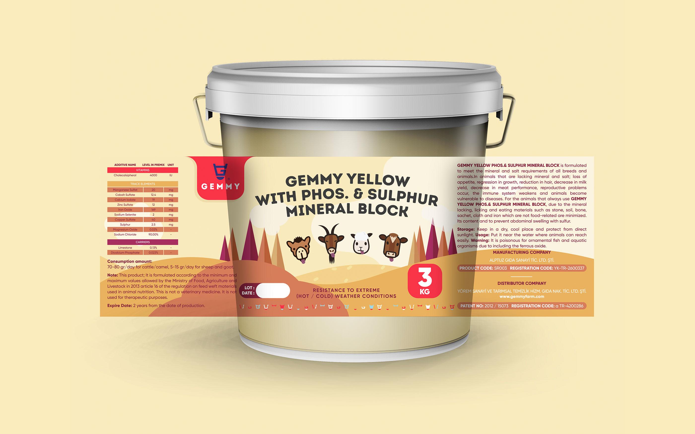gemmy-animal-feed-yellow
