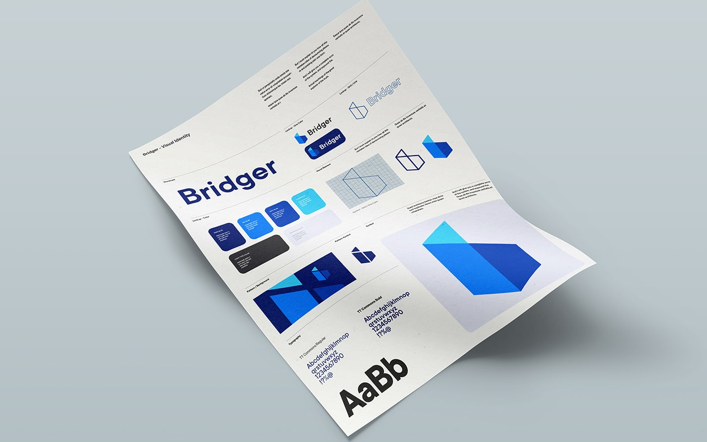 bridger-visual-identity